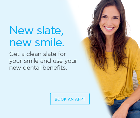 Albuquerque Modern Dentistry - New Year, New Dental Benefits