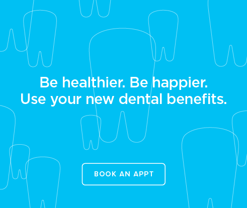 Be Heathier, Be Happier. Use your new dental benefits. - Albuquerque Modern Dentistry
