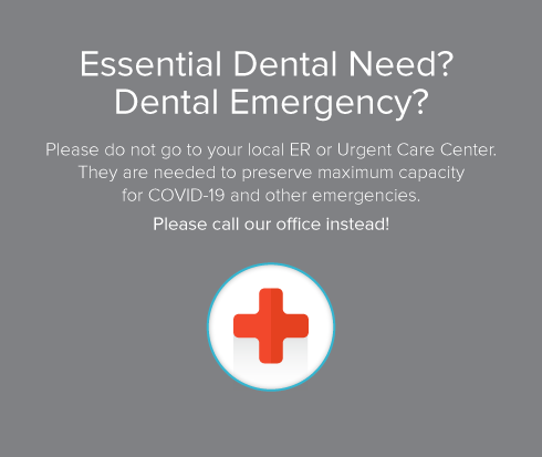 Essential Dental Need & Dental Emergency - Las Estancias Dental Group