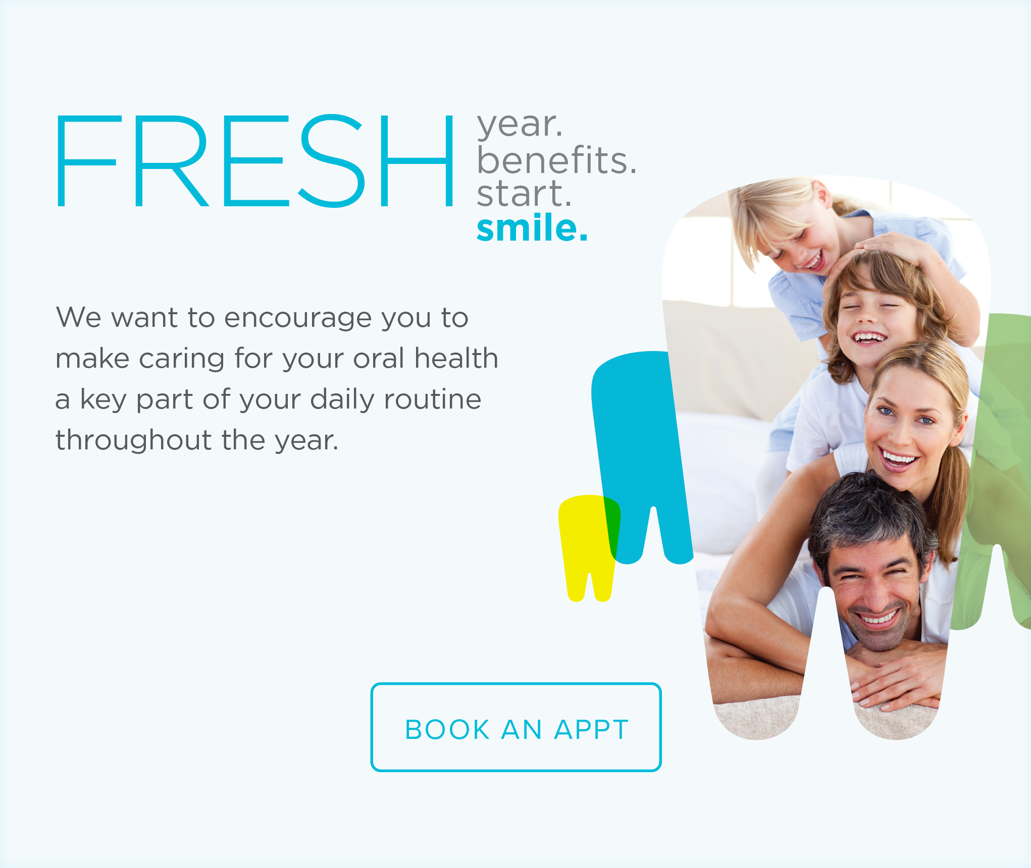 Albuquerque Modern Dentistry - Make the Most of Your Benefits