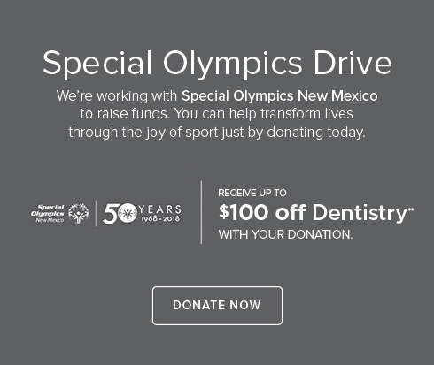 Special Olympics Drive - Las Estancias Dental Group